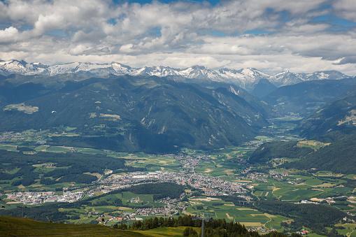 south Tyrol Alps