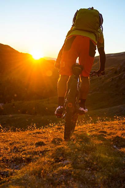 Südtirol Mountainbiken – Foto