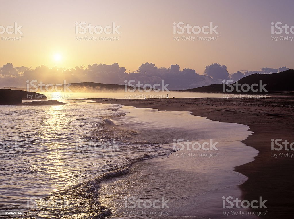 South west rocks royalty-free stock photo