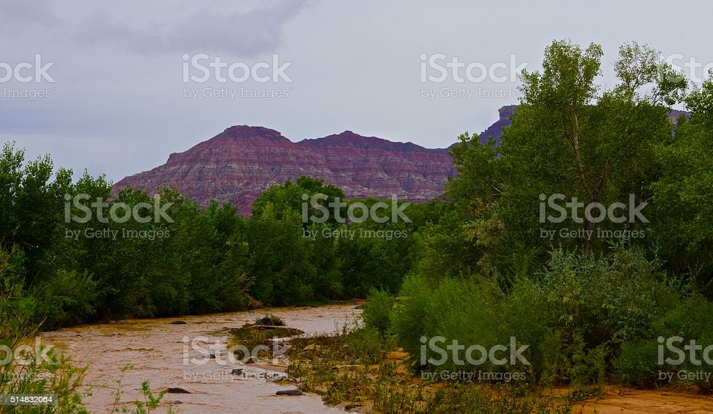 South Zion Wilderness stock photo