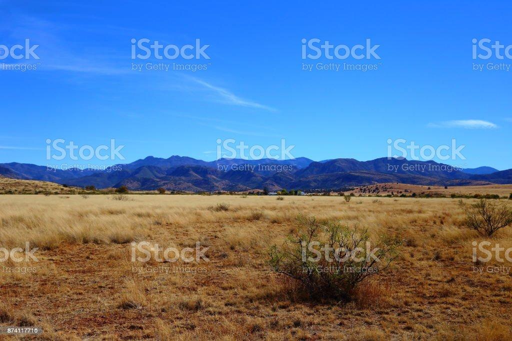 Southeast Arizona stock photo