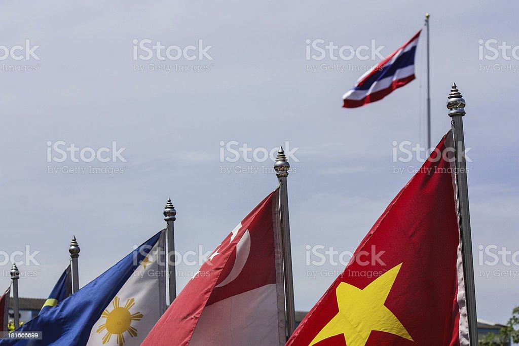 Southeast Asia stock photo