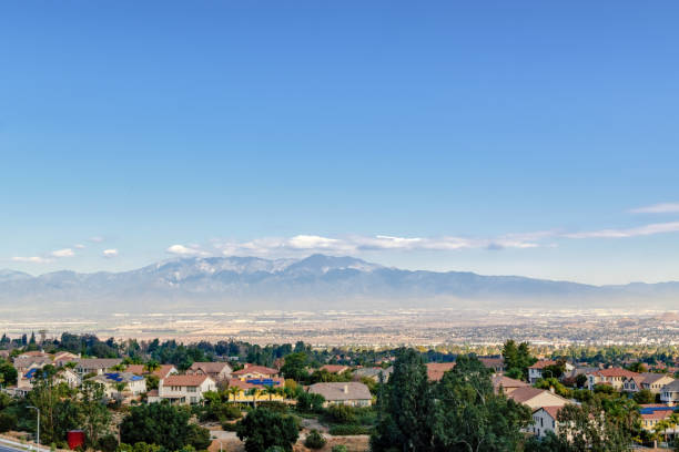 southern california spring morning - country geographic area stock photos and pictures