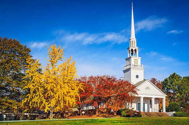 Southern Church stock photo