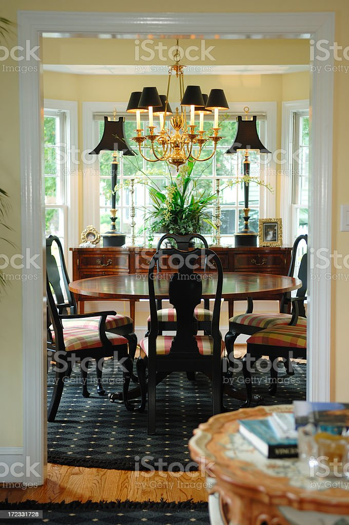 Southern Dining royalty-free stock photo