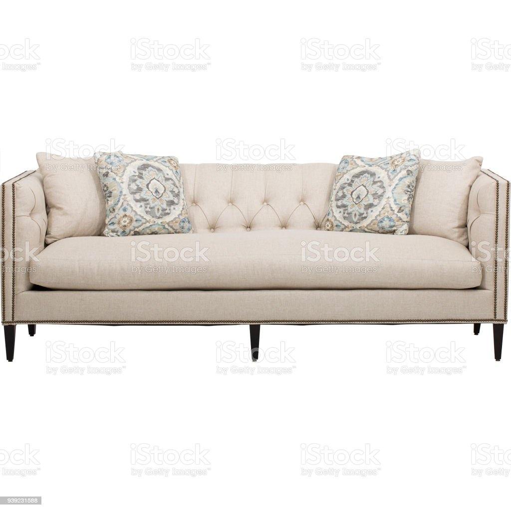 Southern Furniture Bradley Sofa Royalty Free Stock Photo