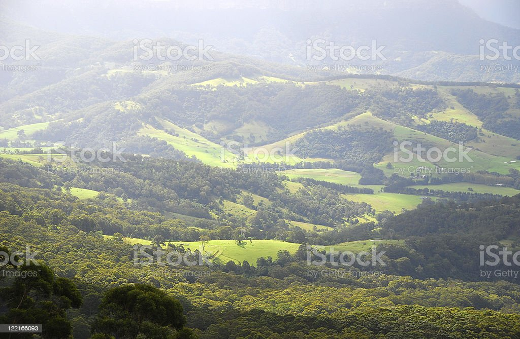 Southern Highlands, NSW, Australia royalty-free stock photo