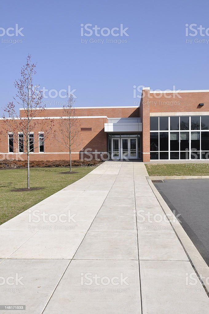 Südlichen Lehigh Intermediate school in Pennsylvania – Foto