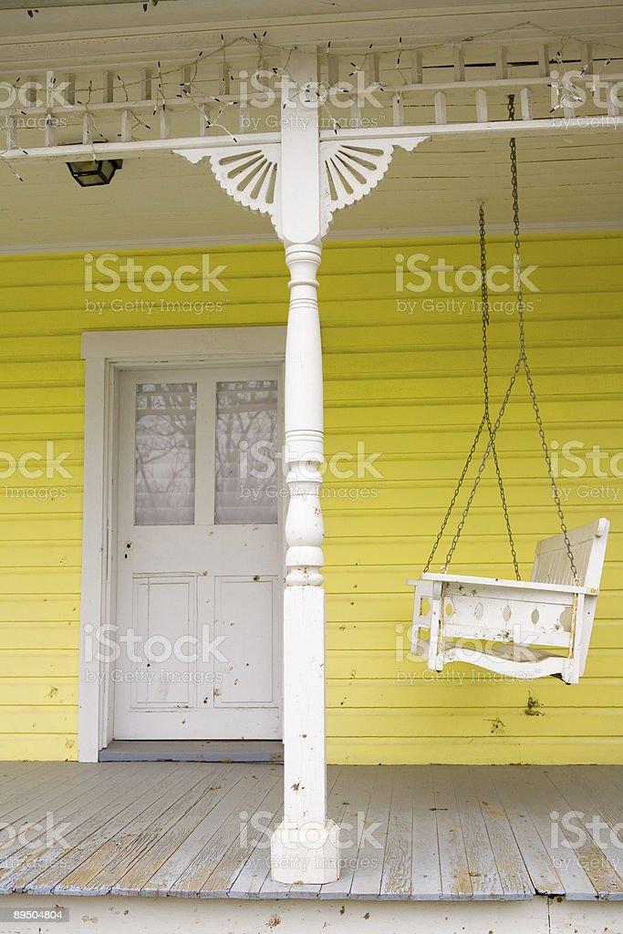 Swing du Sud photo libre de droits