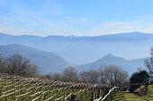 Südtirol früh im Jahr