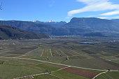 Südtirol zu Frühlingsbeginn