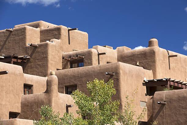 architecture du sud-ouest américain - adobe photos et images de collection