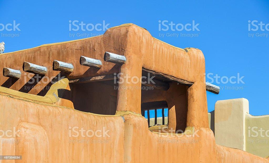 Southwest architecture.