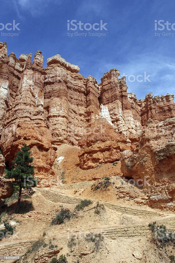 Southwest Formations royalty-free stock photo