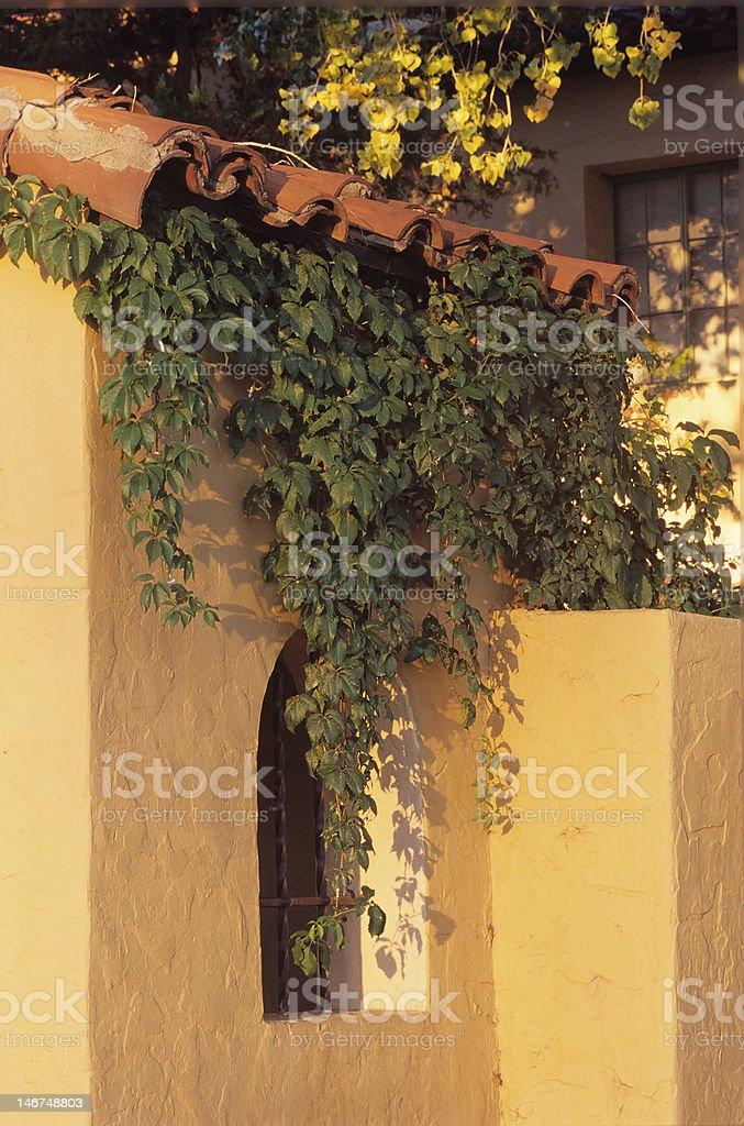 Southwest Stucco royalty-free stock photo