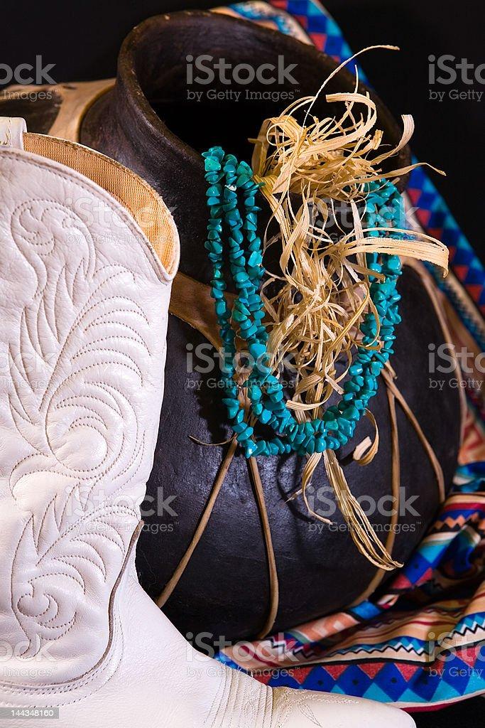 Southwest Style royalty-free stock photo