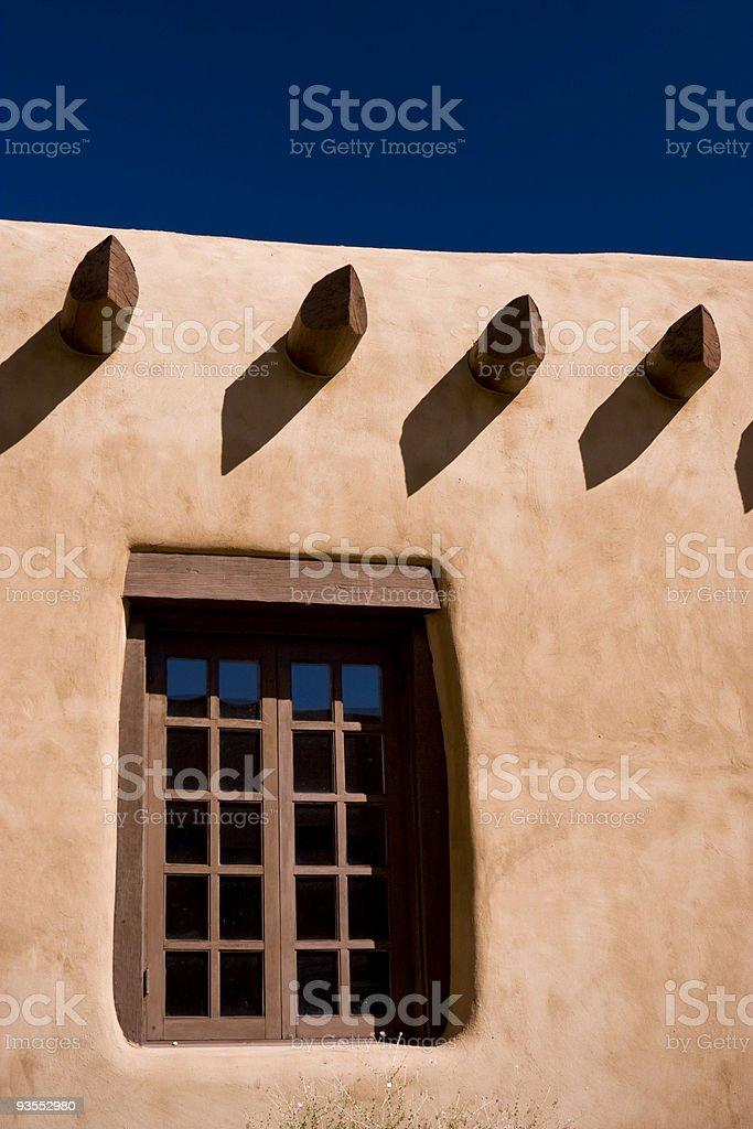 southwest window royalty-free stock photo