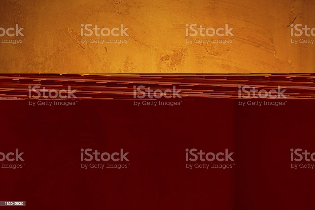Southwestern Plaster royalty-free stock photo