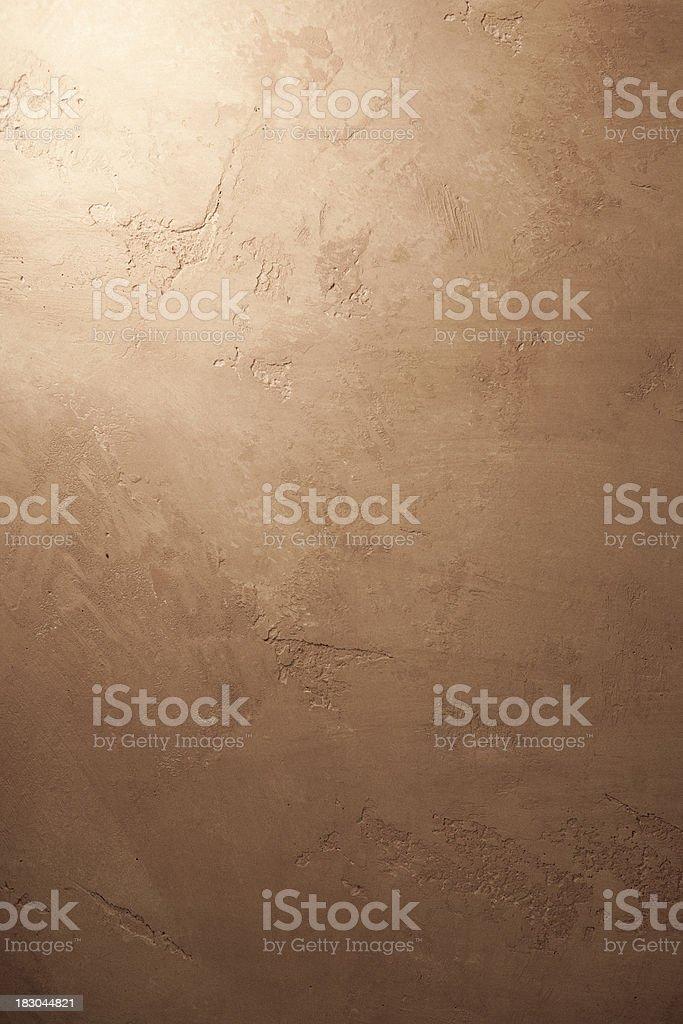 Southwestern Style Venentian Plaster Background royalty-free stock photo