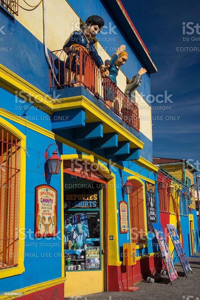 Souvenir de Buenos Aires - Photo de Architecture libre de droits