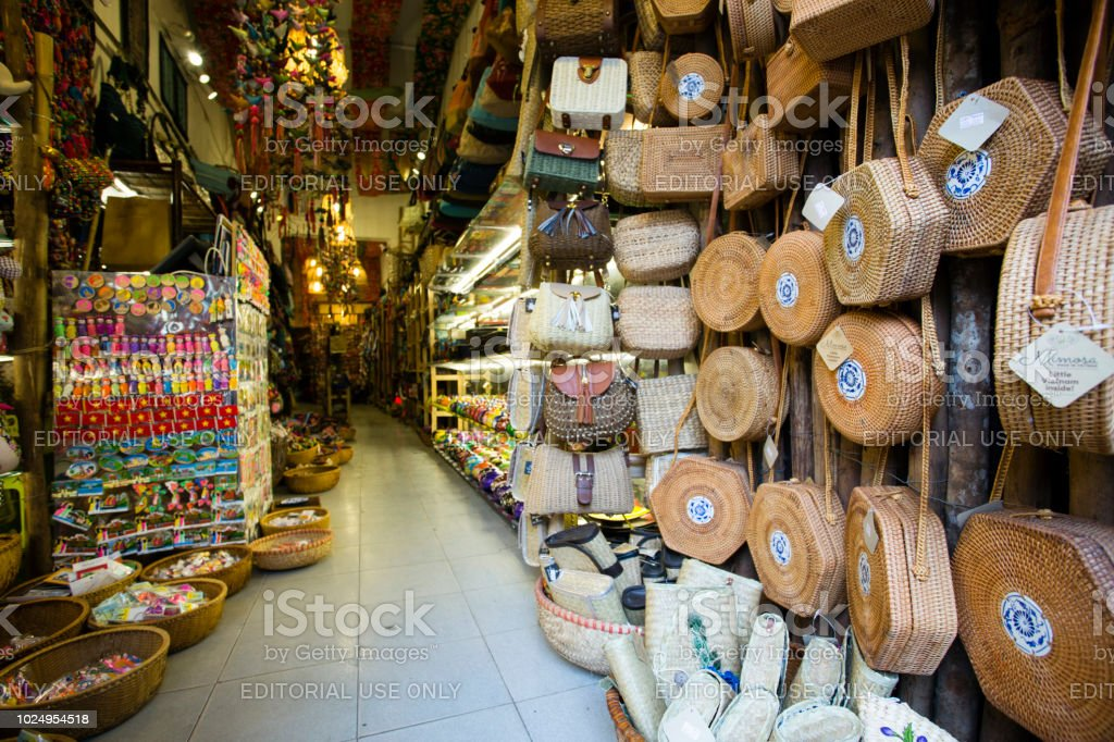Souvenir Gift Shop Retail Display Stock Photo Download