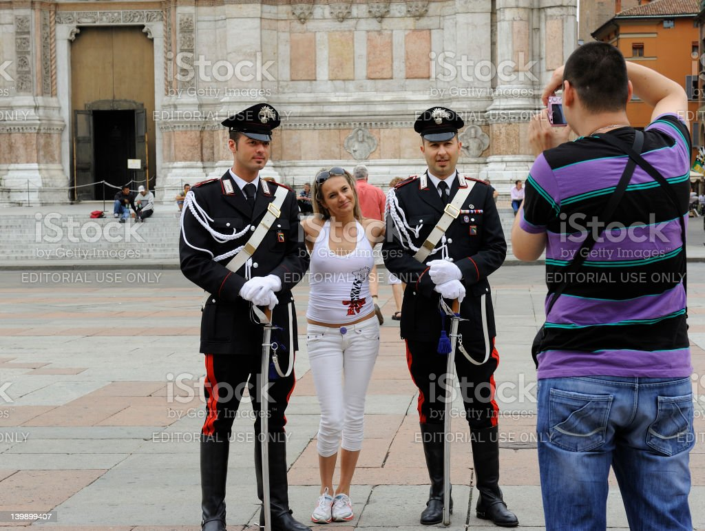 Souvenir of Italy royalty-free stock photo