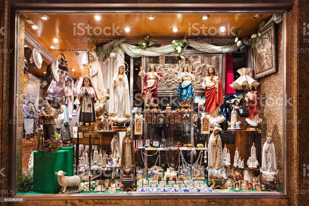 Souvenir shop, Fatima