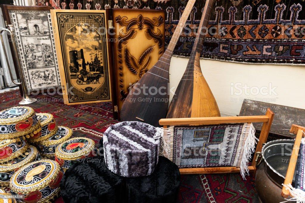 Tiendas de Souvenir - foto de stock