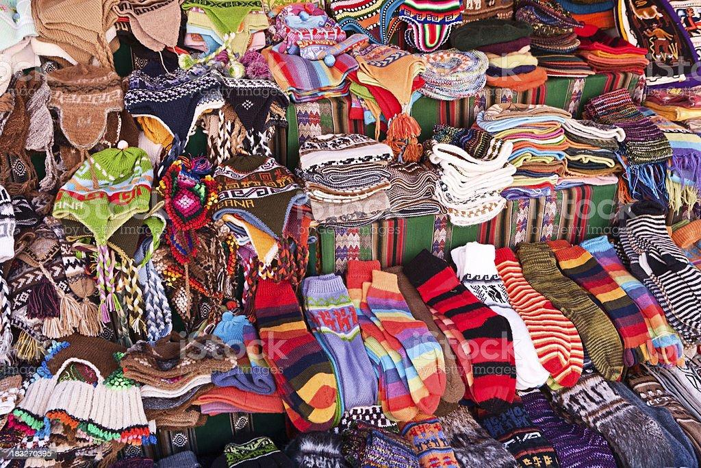 Suveniri Souvenirs-from-peru-picture-id183270395