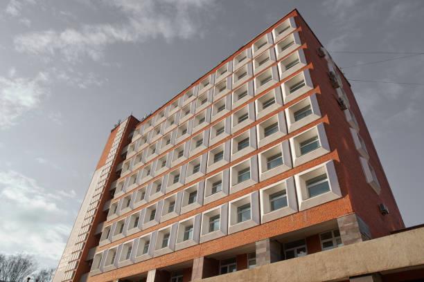 Sowjetische Architektur – Foto