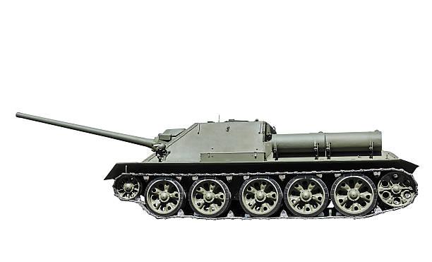 Sowietisches purer artillery – Foto
