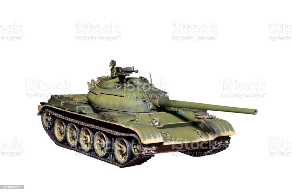 Soviet Tank stock photo