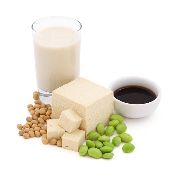 Les produits à base soja Concept - Photo