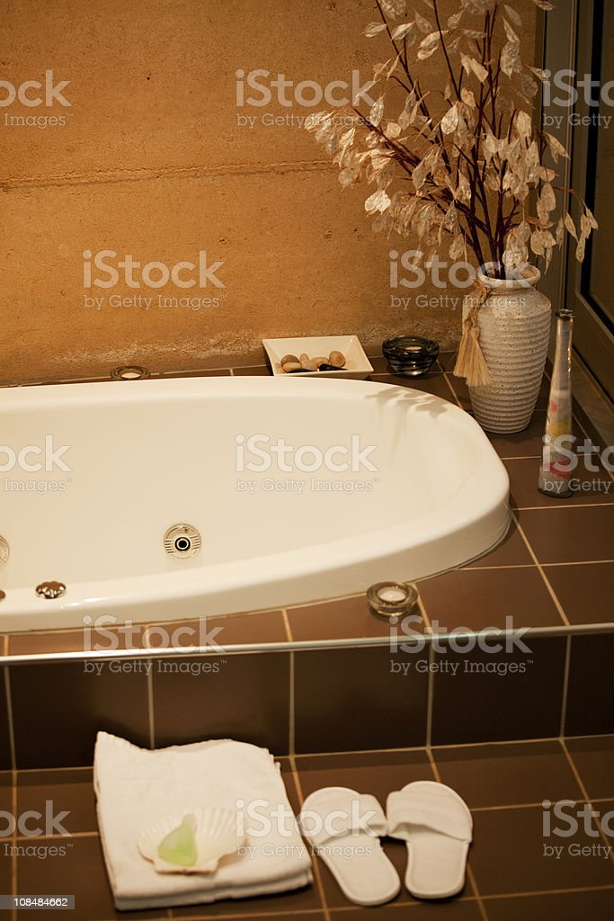 Spa Bath Stock Photo & More Pictures of Adult | iStock