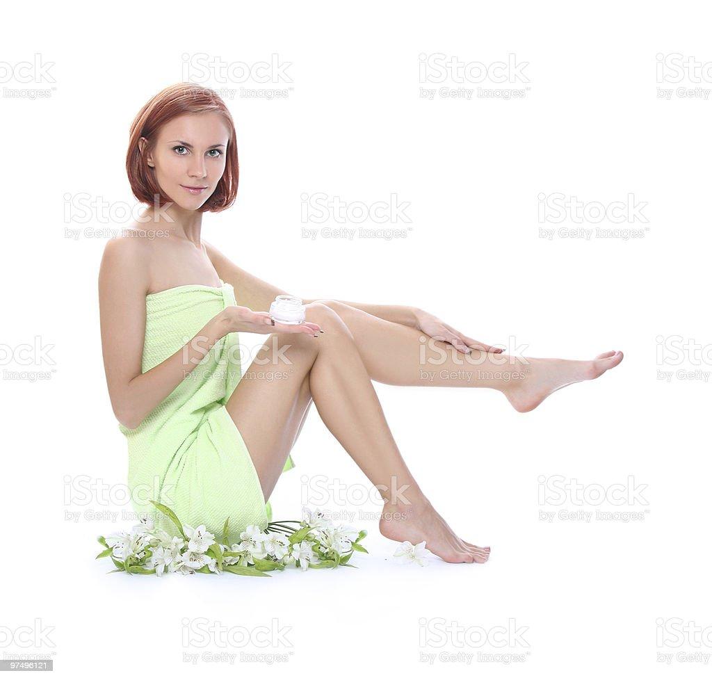 spa beauty royalty-free stock photo