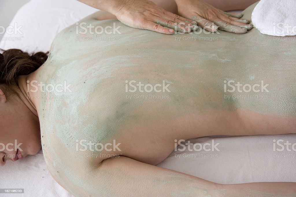 spa body care royalty-free stock photo