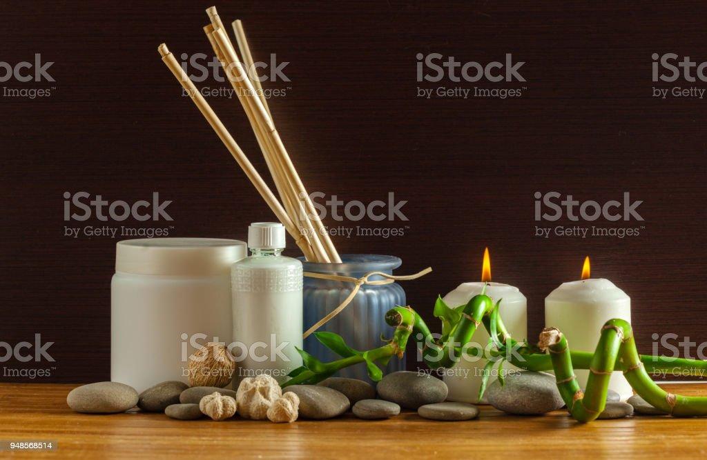 Spa concept stock photo