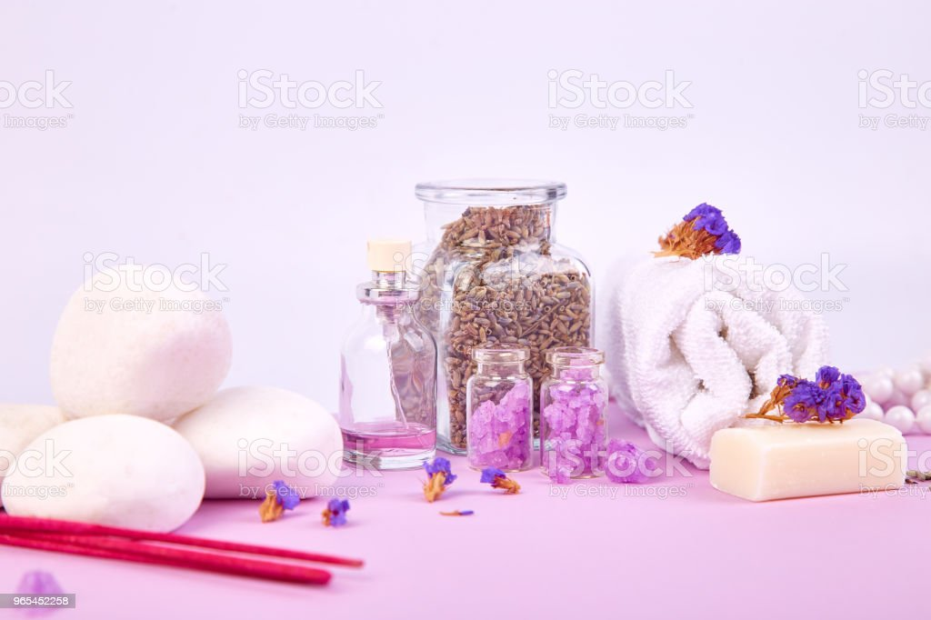 Spa concept. Zen stones royalty-free stock photo