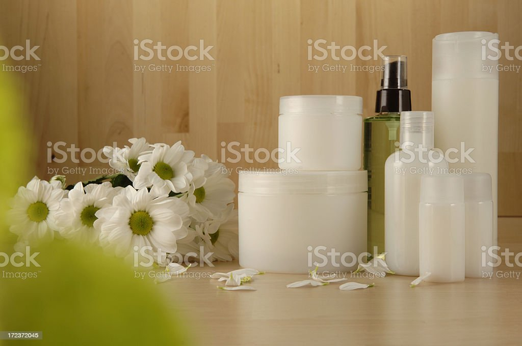 spa cosmetics series royalty-free stock photo