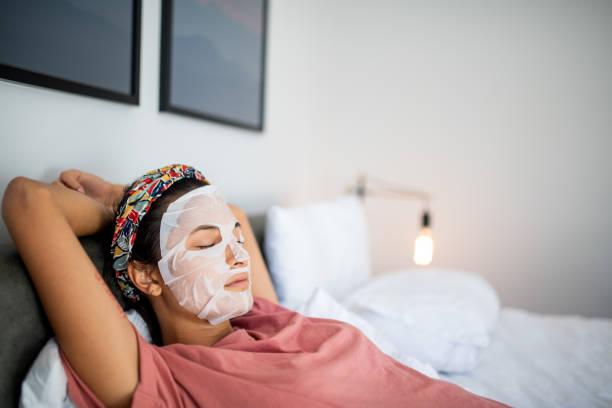 día de spa. - skin care fotografías e imágenes de stock