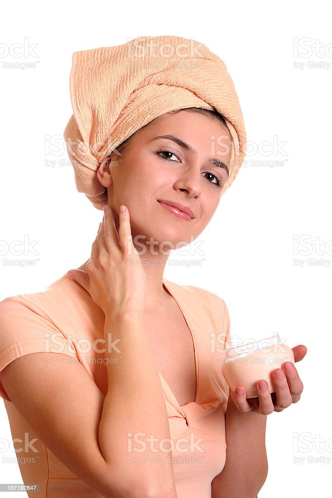 Spa day stock photo