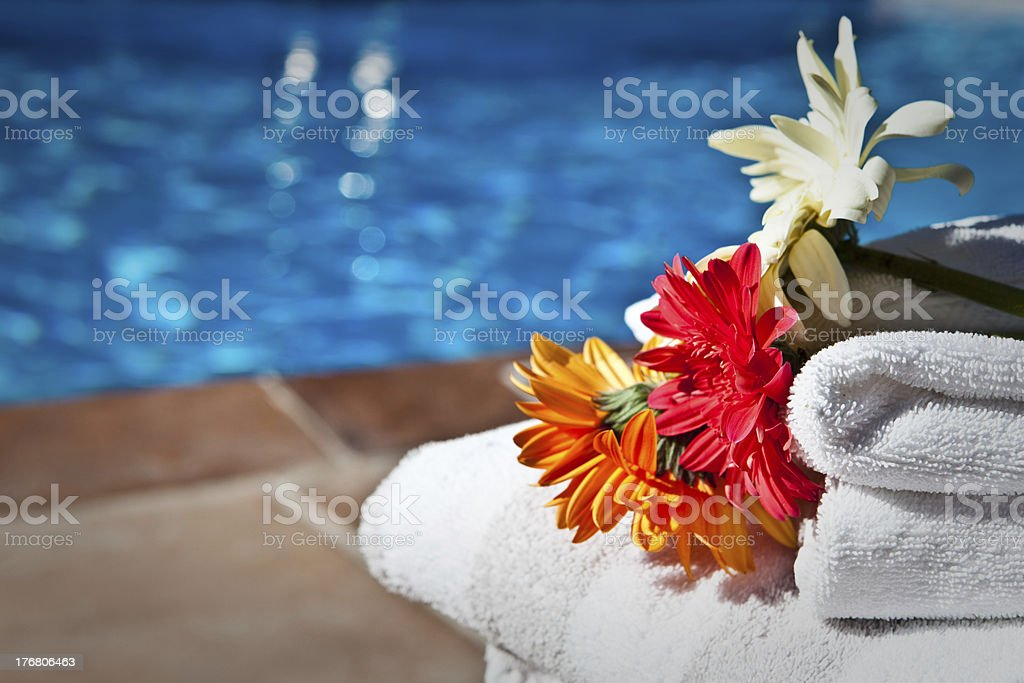 Spa Days royalty-free stock photo