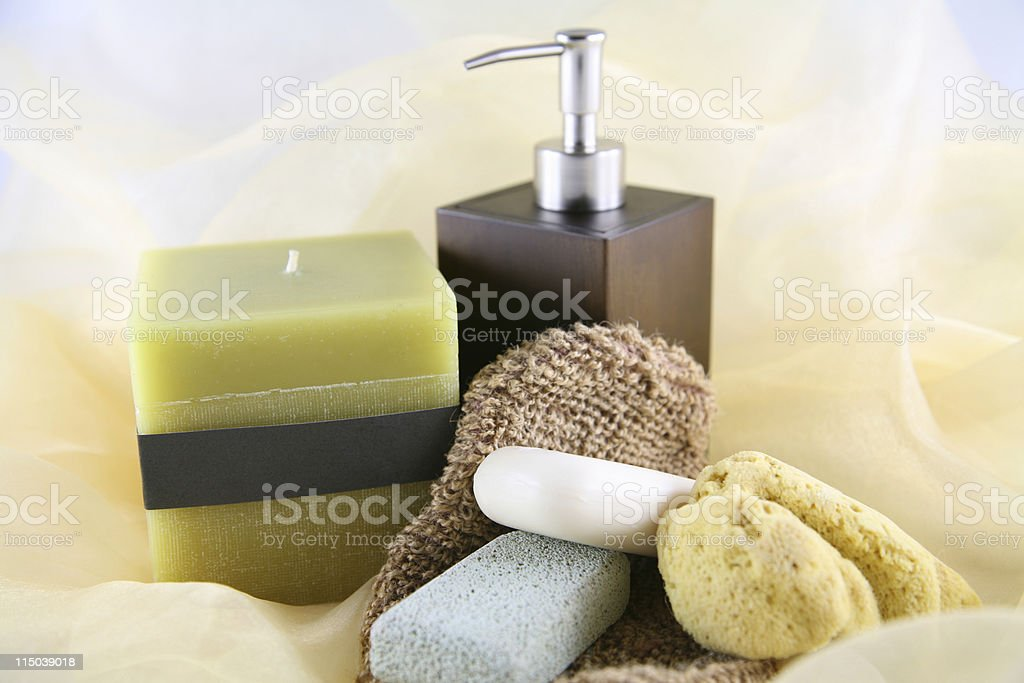 Spa elements royalty-free stock photo