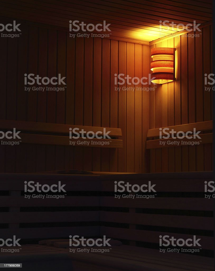 Spa interior royalty-free stock photo