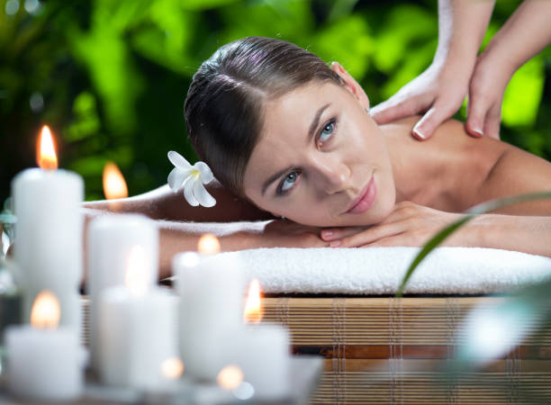 Swedish Massage Stock Photos, Pictures & Royalty-Free