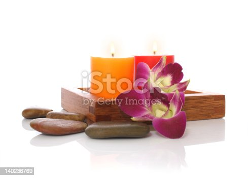 1175869940 istock photo Spa Objects 140236769