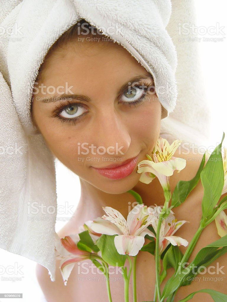 spa series royalty-free stock photo