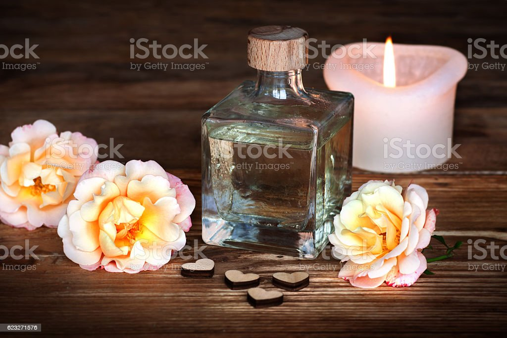 Spa Still life for relaxing hours stock photo