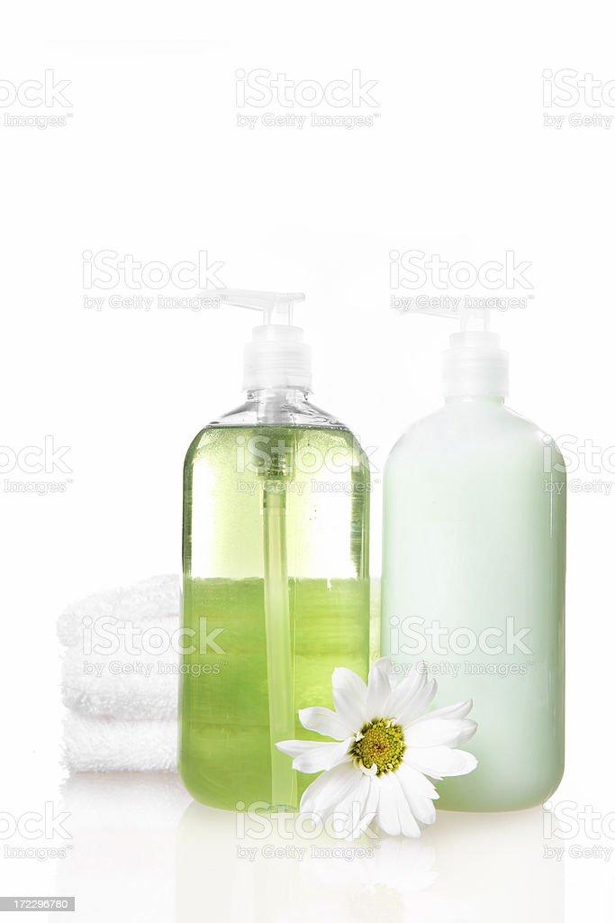Spa Treatment Objects royalty-free stock photo