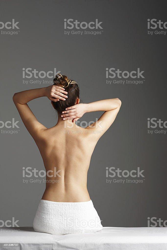 Spa-Behandlung – Foto